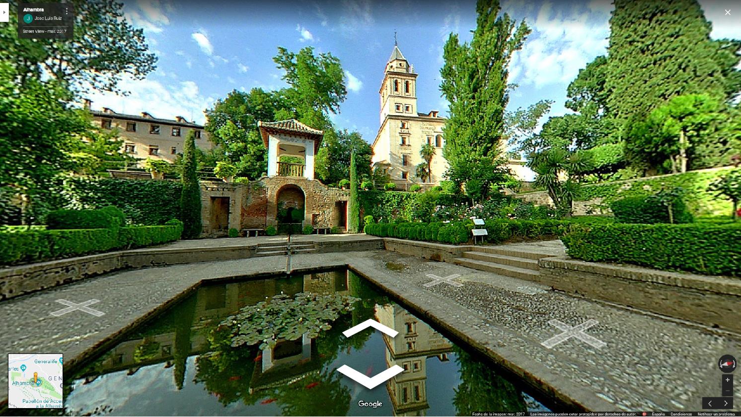 Sube tus tours a Google Street View