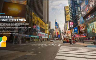 CERRADO — Buscando testeadores beta de «Google Street View Publishing» —