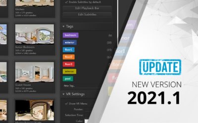 NEW UPDATE (2021.1) – Tags, chroma for videos, and more.